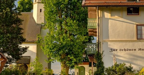 Land Gut Hotel Zur Schonen Aussicht Feldkirchen Westerham