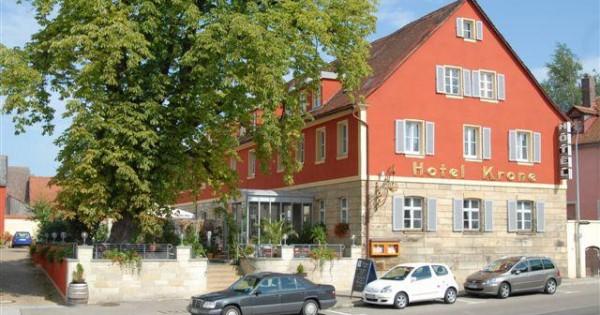 Hotel Gasthof Krone Frankenlandstuben Gunzenhausen De