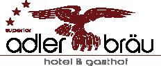 Land-gut-Hotel Adlerbräu Hotel Logohotel logo