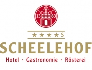 Hotel Scheelehof Stralsund Hotel Logohotel logo