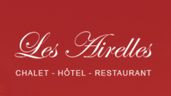 Logo de l'établissement Les Airelleshotel logo