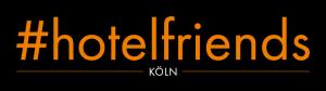 hotel friends Köln Hotel Logohotel logo