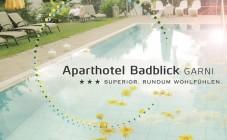 Aparthotel Badblick Hotel Logohotel logo