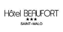 Logo de l'établissement Hotel le Beaufort Saint Malohotel logo