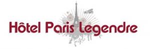 Hôtel Legendre Paris hotel logohotel logo