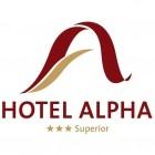 Hotel Alpha Hannover Hotel Logohotel logo