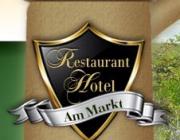 "Hotel & Restaurant ""Am Markt"" Hotel Logohotel logo"