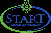 """logo hotelu Ośrodek Wypoczynkowy """"Start""""hotel logo"""