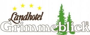 Landhotel Grimmeblick**** Hotel Logohotel logo