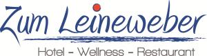 """Restaurant & Hotel  """"Zum Leinenweber"""" Hotel Logohotel logo"""