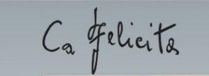logo hotel Residence Casa Vacanze CaFelicitahotel logo