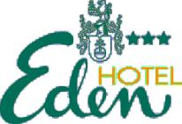 Hotel Eden logotipo del hotelhotel logo