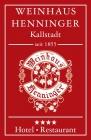 Weinhaus Henninger Hotel Logohotel logo