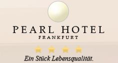 Pearl Hotel Frankfurt Hotel Logohotel logo