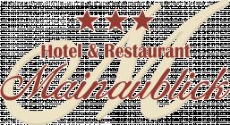 Hotel Mainaublick Hotel Logohotel logo