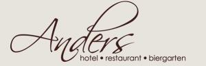 Anders Hotel Restaurant Hotel Logohotel logo