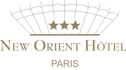 New Orient hotel logohotel logo