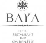 Baya Hotel & Spa hotel logohotel logo