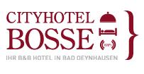 City Hotel Bosse hotel logohotel logo