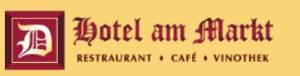Hotel am Markt логотип отеляhotel logo