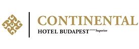 Continental Hotel Budapest hotel logohotel logo
