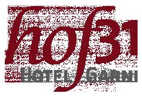 Hof 31 Hotel Garni Hotel Logohotel logo