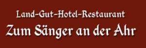 Land-gut-Hotel Zum Sänger an der Ahr hotel logohotel logo