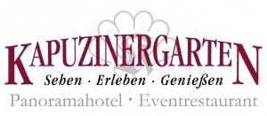 KAPUZINERGARTEN Panoramahotel & Eventrestaurant Hotel Logohotel logo