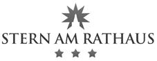 Stern am Rathaus Hotel Logohotel logo