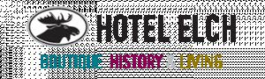 Hotel Elch Boutique hotel logohotel logo