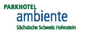 Parkhotel Ambiente Hohnstein logotipo del hotelhotel logo