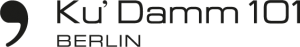 Logo hotelu Ku' Damm 101 Design-Hotel Berlinhotel logo