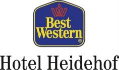 Best Western Hotel Heidehof Hotel Logohotel logo