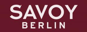 Logótipo do hotel Savoy Hotel Berlinhotel logo