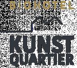 Bio-Hotel KUNSTQUARTIER Hotel Logohotel logo