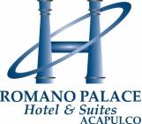 Hotel Romano Palace logotipo del hotelhotel logo