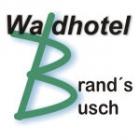 Waldhotel Brand's Busch логотип отеляhotel logo