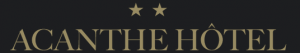 Logo de l'établissement Acanthe Hôtelhotel logo