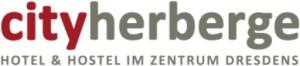 logo hotel cityherbergehotel logo