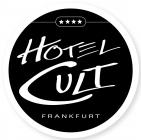 Hotel Cult Frankfurt City Hotel Logohotel logo