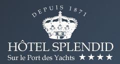 Logo de l'établissement Hôtel Splendidhotel logo