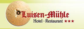 Hotel Luisen Mühle Hotel Logohotel logo