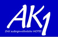 AK1 Hotel Hotel Logohotel logo