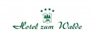 Hotel zum Walde Hotel Logohotel logo
