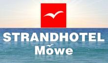 Strandhotel Möwe Hotel Logohotel logo