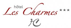 Logo de l'établissement Hôtel Les Charmeshotel logo