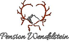 Pension Wendelstein Hotel Logohotel logo