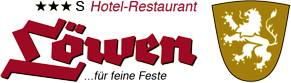 Hotel-Restaurant Löwen hotel logohotel logo