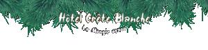 Logo de l'établissement La Crête Blanchehotel logo
