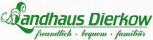 Hotel Landhaus Dierkow hotel logohotel logo